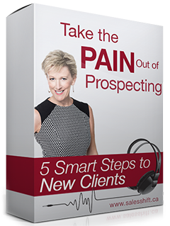 Jill Harrington - Take the Pain Out of Prospecting